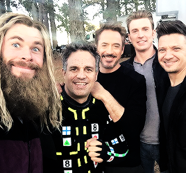Avengers: Endgame ~Behind The Scenes
