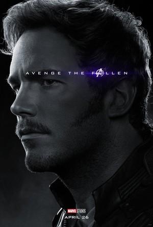 Avengers: Endgame Character Poster