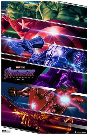 Avengers: Endgame - Created oleh Rich Davies