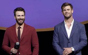 Avengers Endgame fan Event Shanghai April 18, 2019