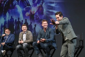 Avengers: Endgame Fan Event ~Shanghai ,China (April 18, 2019)