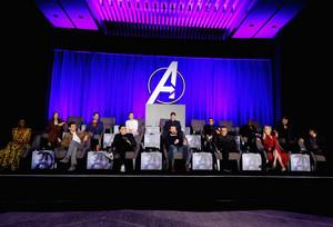 Avengers: Endgame Global Press Conference (April 7, 2019)