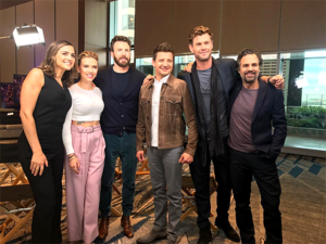 Avengers: Endgame Global Press Conference (April 7, 2019)
