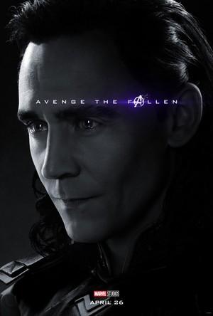 Avengers Endgame - Loki Odinson