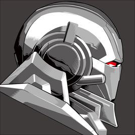 Avengers: Endgame character portraits によって Matt Taylor