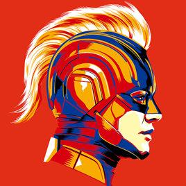 Avengers: Endgame character portraits bởi Matt Taylor