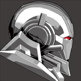 Avengers: Endgame character portraits Von Matt Taylor