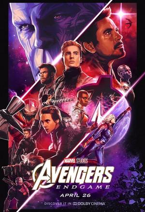 Avengers: Endgame posters