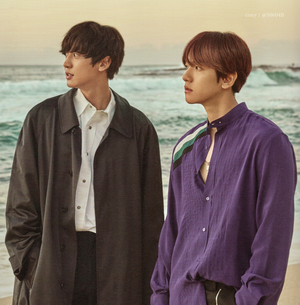 BAEKHYUN and CHANYEOL