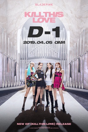 "BLACKPINK ""KILL THIS LOVE"" D-1 TEASER"