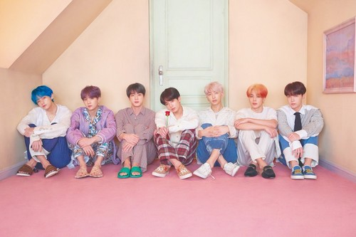 BTS Обои called BTS MAP OF THE SOUL - PERSONA Photoconcept Ver. 3