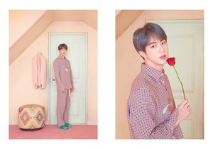 방탄소년단 MAP OF THE SOUL - PERSONA Photoconcept Ver. 3