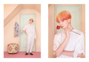 防弹少年团 MAP OF THE SOUL - PERSONA Photoconcept Ver. 3