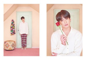 बी टी एस MAP OF THE SOUL - PERSONA Photoconcept Ver. 3