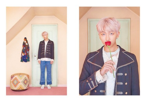 BTS achtergrond titled BTS MAP OF THE SOUL - PERSONA Photoconcept Ver. 3