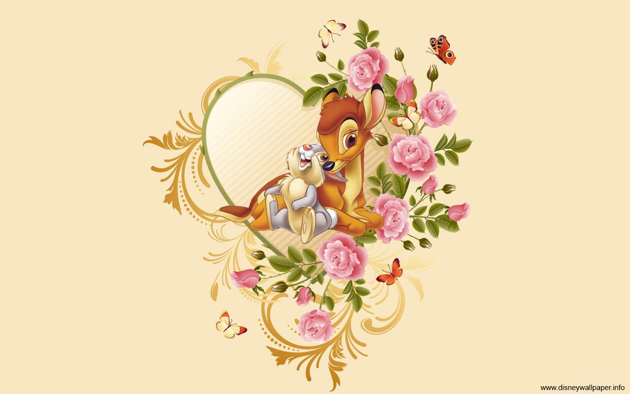 Bambi Bambi Fond D Ecran 42723024 Fanpop