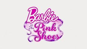 バービー in the ピンク Shoes