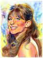 Barbra Streisand - cherl12345-tamara fan art