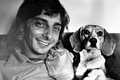 Barry Manilow And His Dog, Bagel