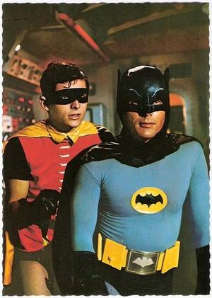배트맨 and Robin