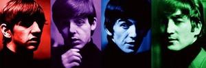 Beatles banner