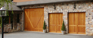 Beautiful Custom گیراج Doors - Wood & Vinyl Styles