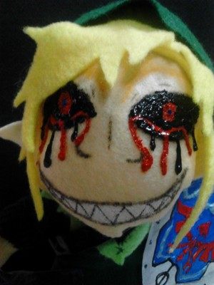Ben Drowned Plushy 5