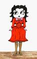 Betty Boop's New Look (EshiSnu) - betty-boop fan art