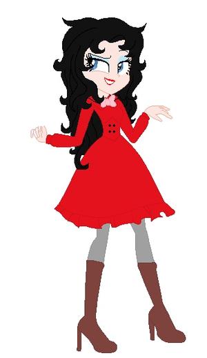 Betty Boop's New Look (MapleB)