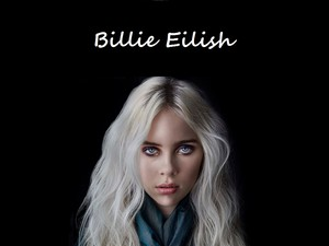 Billie Eilish Promo