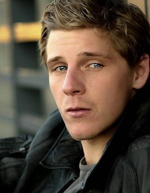 Blue eyed Daniel :)