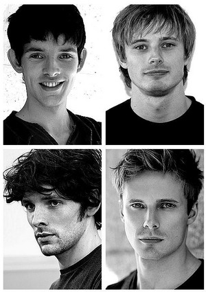 Bradley James/Colin Morgan