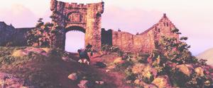 Merida - Legende der Highlands Scenery