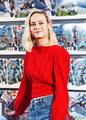 Brie Larson attends Avengers Universe Unites (April 5, 2019)