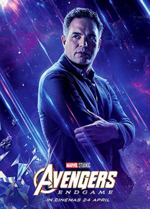 Bruce Banner ~Avengers: Endgame (2019) character posters