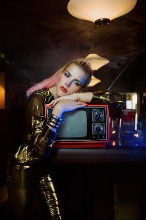 Busy Philipps - Rogue Magazine Photoshoot - 2019