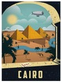 CAIRO EGYPT - egypt fan art
