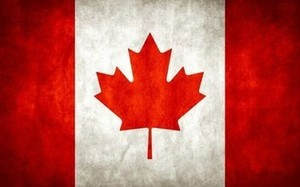 CANADA FLAG fondo de pantalla