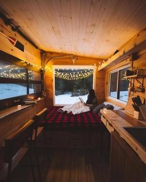 Cabin Aesthetic