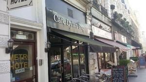 Cafe Dylan Dog