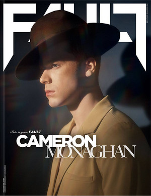 Cameron Monaghan - Fault Cover - 2019