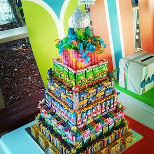 Candy Cake🎂🍭
