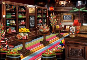 ক্যান্ডি চকোলেট Store