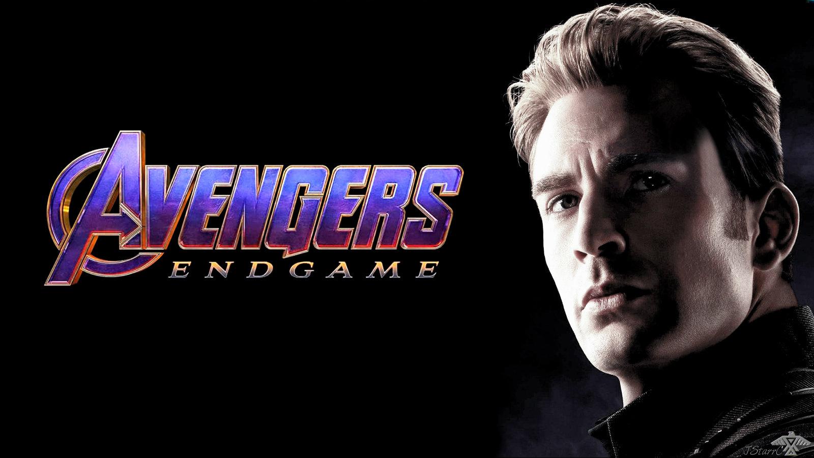 Captain America Avengers Endgame 2019 Les Avengers