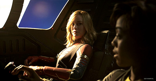 Captain Marvel Stills