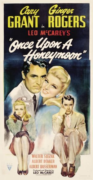 Cary Grant Movie Poster