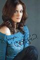 Cassidy Freeman Autograph - cassidy-freeman photo