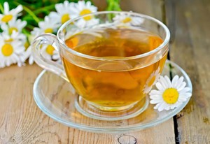 Chamomile chai