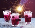 Cherry Sparkler