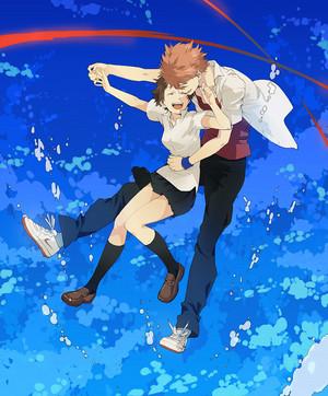 Chiaki and Makoto